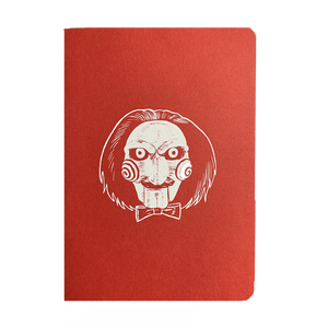 "Saw ""Billy the Puppet"" Notebook"