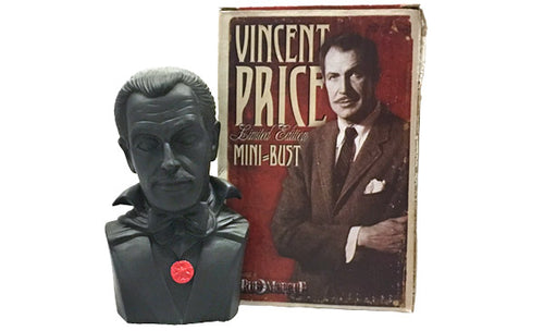 Vincent Price Mini-Bust [LIMITED EDITION]