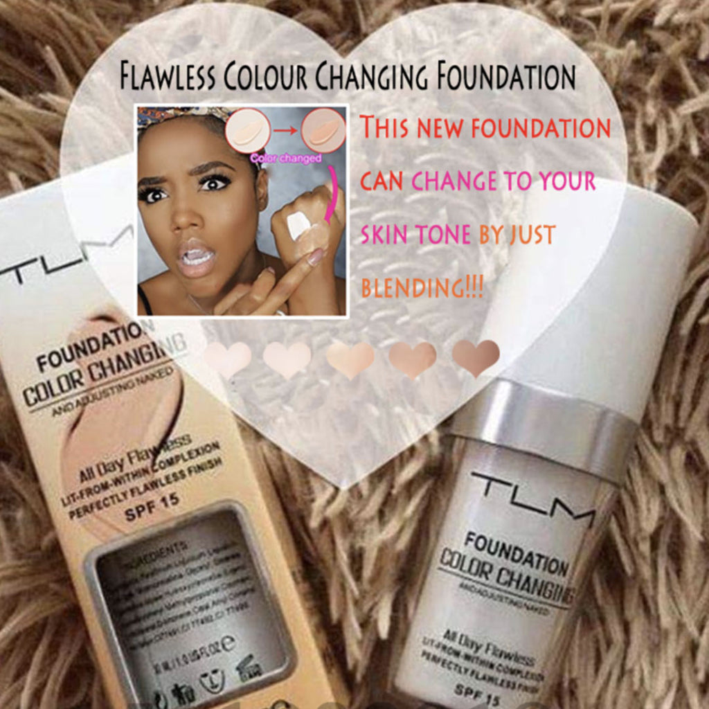 Immaculate Color Foundation