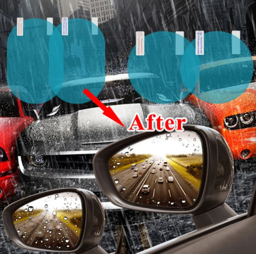 Anti-Rain Car Sticker (Set of 2pcs)