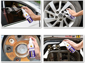 Multipurpose Rust Remover