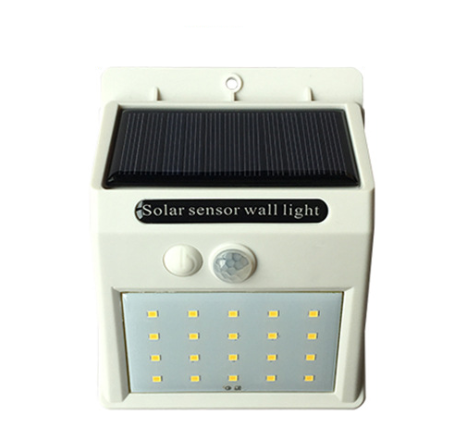 Solar Waterproof Wall Light - LIMITED OFFER