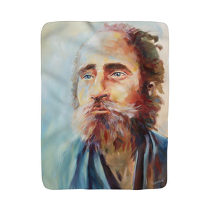 Matt Sherpa Fleece Blanket