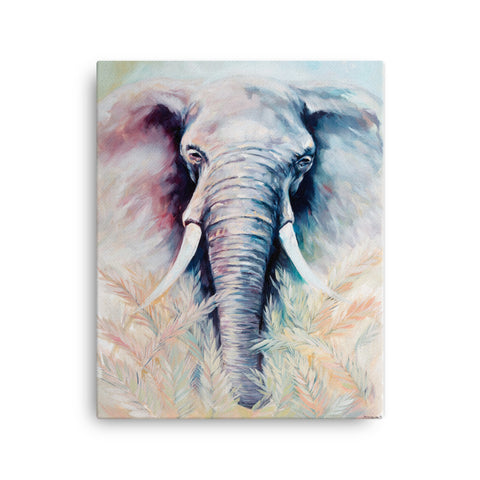 Elephant in the Room Wall Decoration