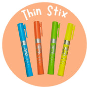Thin Stix, Solid Tempera Paint Sticks