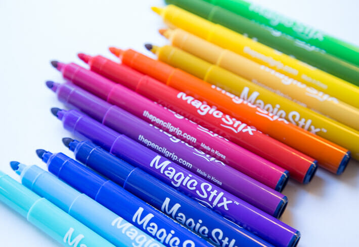 Magic Stix Washable Markers