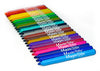 Magic Stix Washable Markers, 24 Pack, Won't Dry Out for 7 Days with the Cap Off Guaranteed