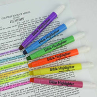 Gel Highlighters (Bible Highlighters)