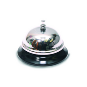 chrome call bell great for the office or classroom