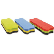 Fishbone Shaped Magnetic Eraser