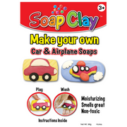 make your own soap fun craft for kids car and plane
