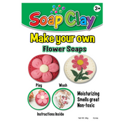 make your own soap fun craft for kids flowers