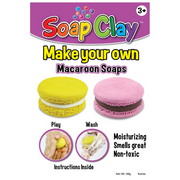 make your own soap fun craft for kids macaroons