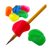 neon crossover pencil grip improve handwriting