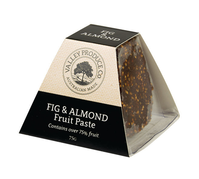 FIG & ALMOND Fruit Paste