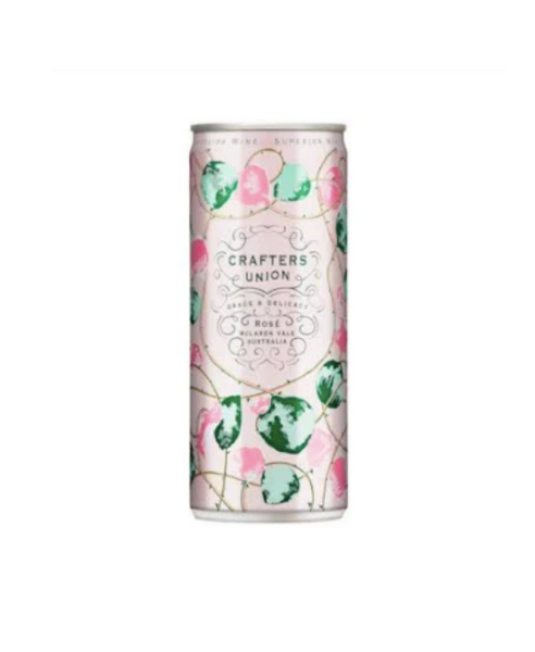 Crafters Union ROSÉ can