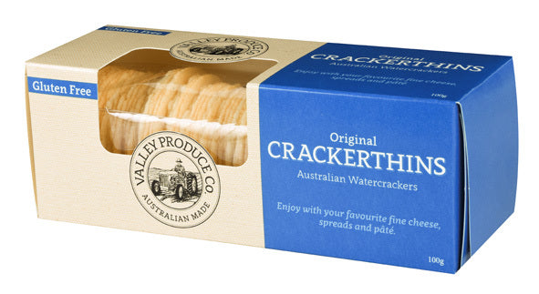 Valley Produce Co Cracker Thins (Gluten Free)