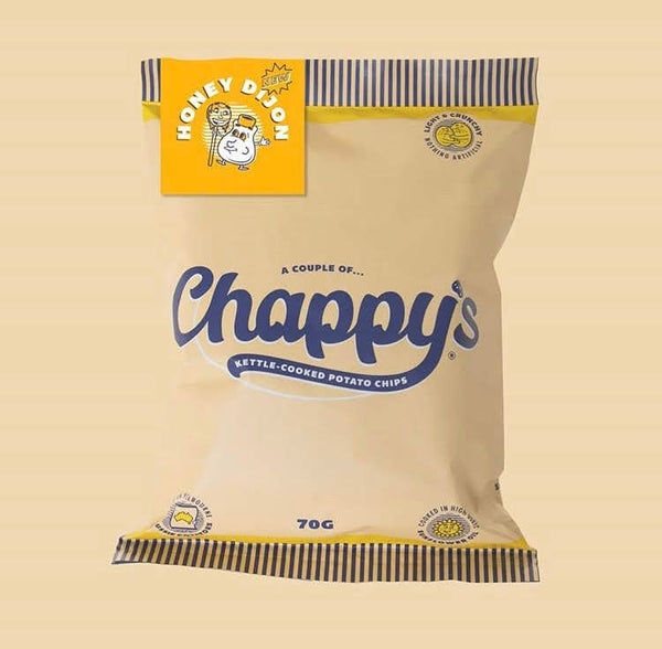 Chappy's Kettle Cooked Potato Chips