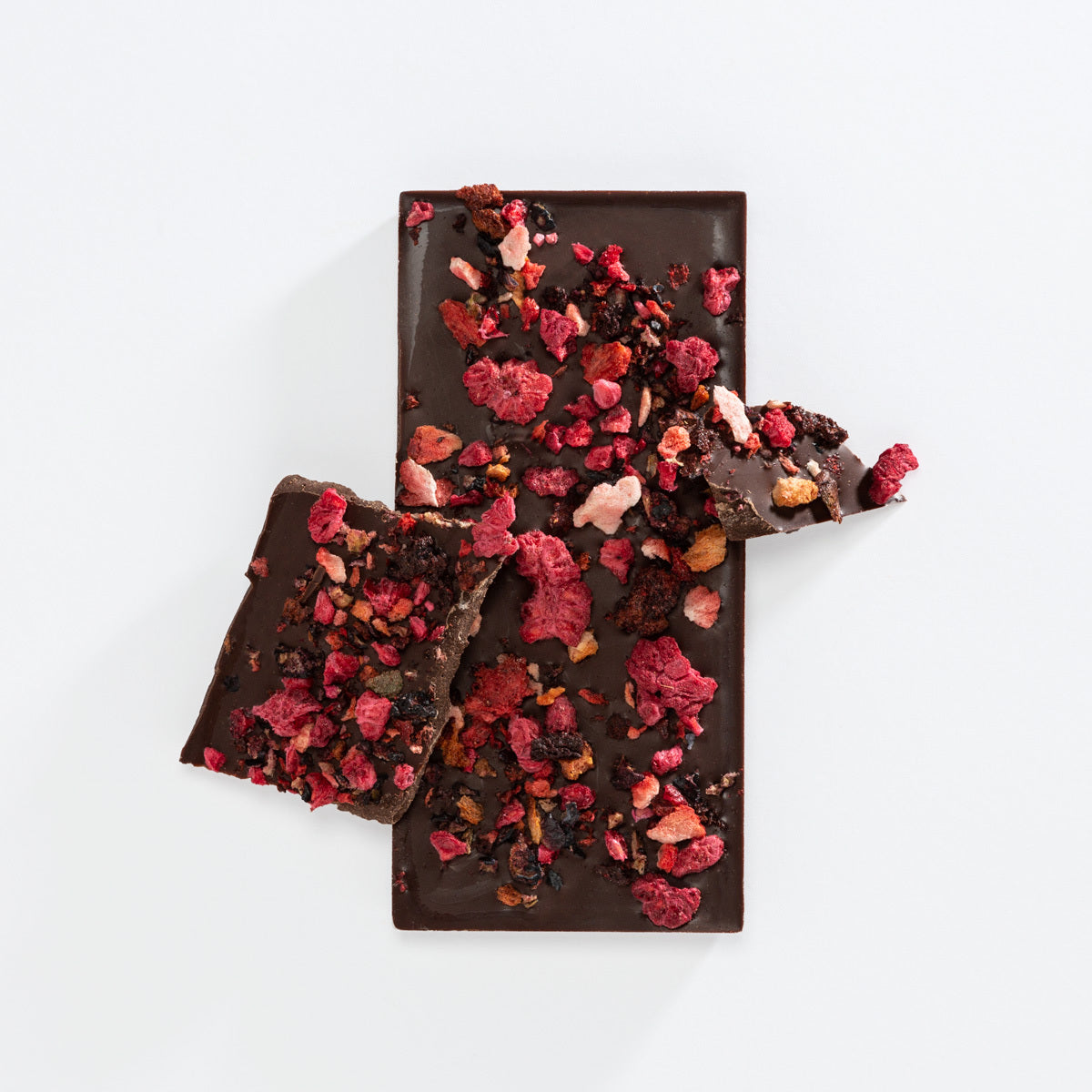 Charlotte Piper - Dark Chocolate Bar Mixed Berry