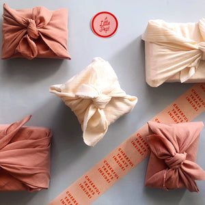 Fabric Gift Wrap (add on)