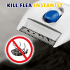 Pet Flea Killing Comb - eCasaMart