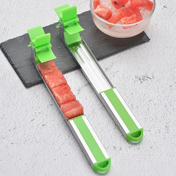 Stainless Steel Windmill Watermelon Slicer - eCasaMart