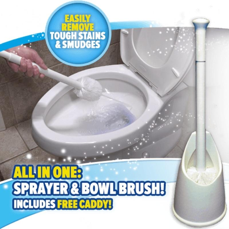 Magic 3 in 1 Toilet Brush - eCasaMart