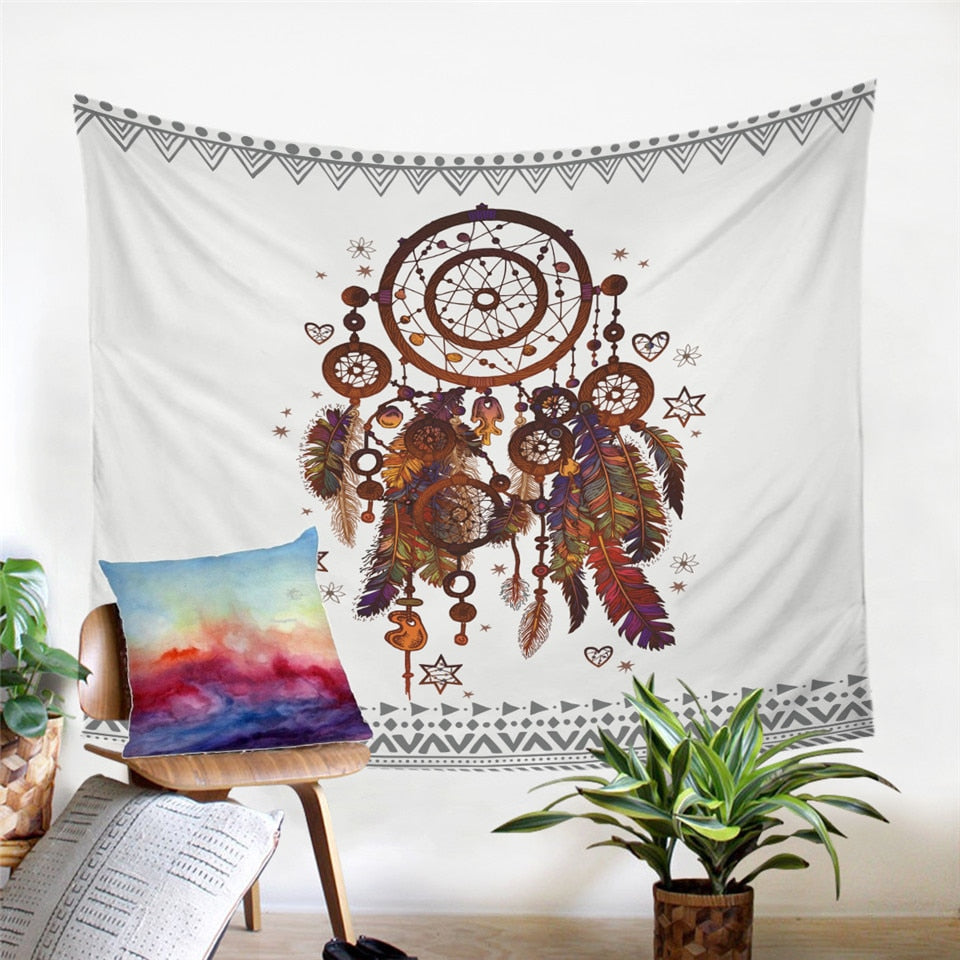 Dream Catcher Wall Tapestry - eCasaMart