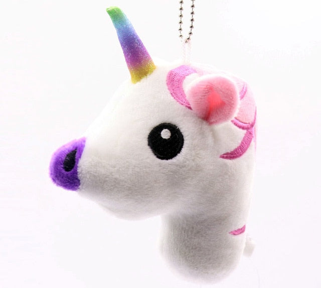 Cutest & Softest Unicorn Keychain - eCasaMart