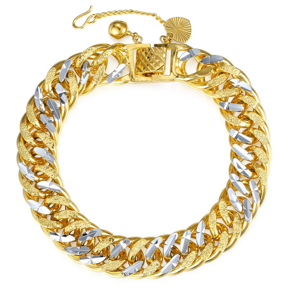 Cuban Iced Out Link Bracelet - eCasaMart