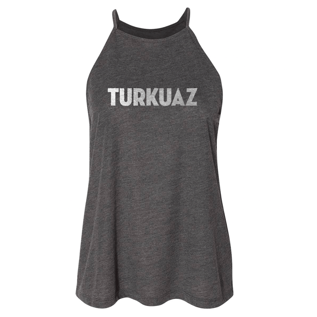 Turkuaz - Metallic Tank
