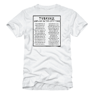 Turkuaz - White Album T-shirt