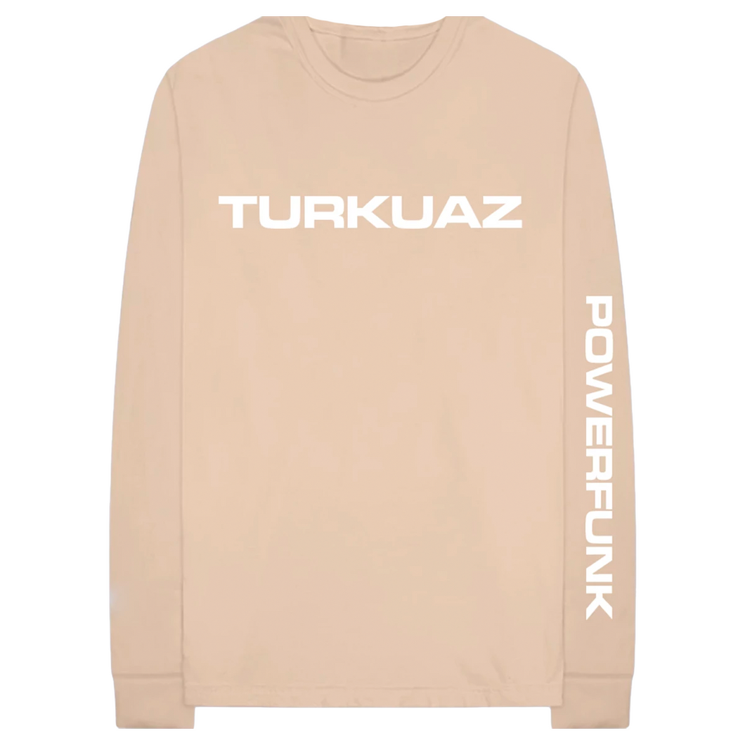 Turkuaz - POWERFUNK Longsleeve Tee
