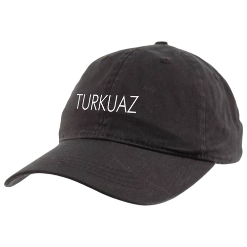 Turkuaz - Dad Hat (Black)