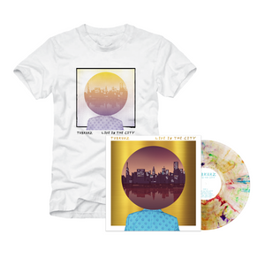 NEW: Turkuaz - Life In The City Vinyl Bundle w/ White Album T-Shirt