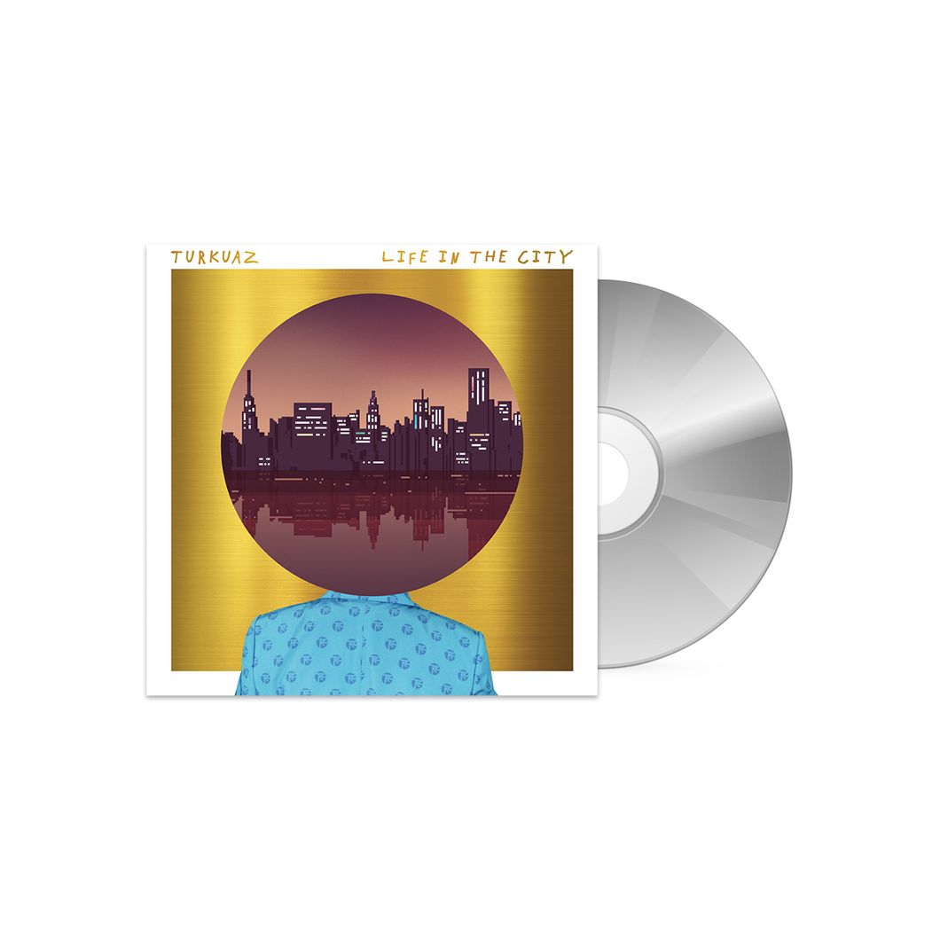 NEW: Turkuaz - Life In The City CD