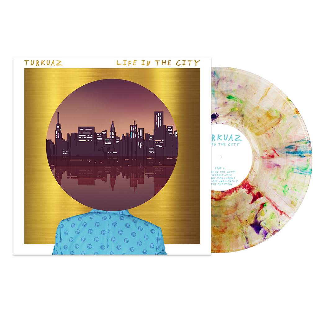 NEW: Turkuaz - Life In The City Limited Edition Vinyl