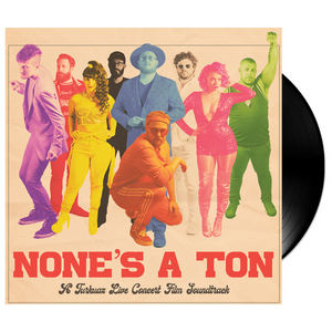 None's A Ton 3 LP