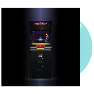 PRE-ORDER: Limited Edition Digitonium 2 Vinyl LP (Electric Blue)