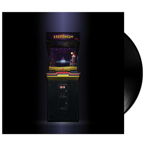 PRE-ORDER: Digitonium 2 Vinyl LP (Black)