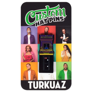 Turkuaz - Digitonium Pin