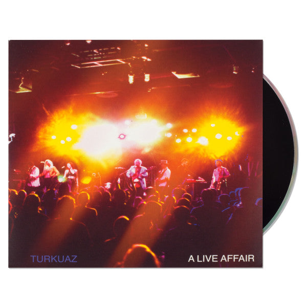 Turkuaz - A Live Affair CD
