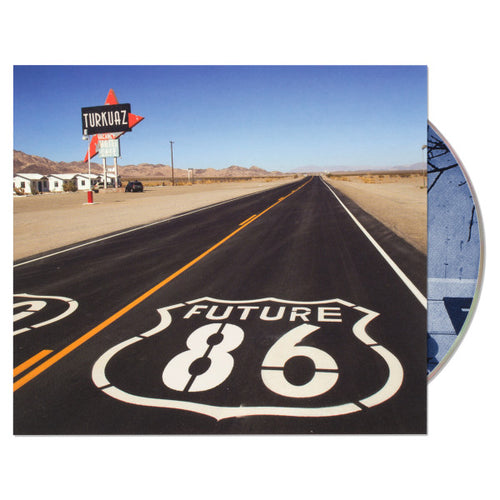 Turkuaz - Future 86 CD