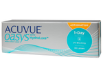 1-DAY ACUVUE OASYS FOR ASTIGMATISM WITH HYDRALUX