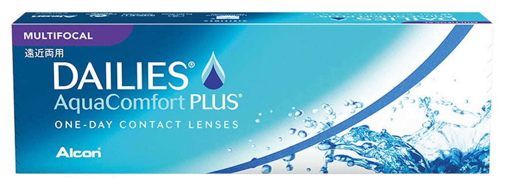 FOCUS DAILIES AQUA COMFORT PLUS MULTIFOCAL
