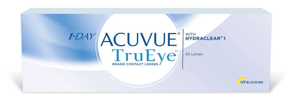 1-DAY ACUVUE TRUE EYE