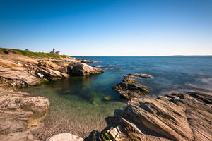 Lighthouses of RI // Lessons in Composition