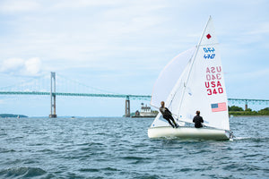Olympic Campaign with Perfect Vision Sailing