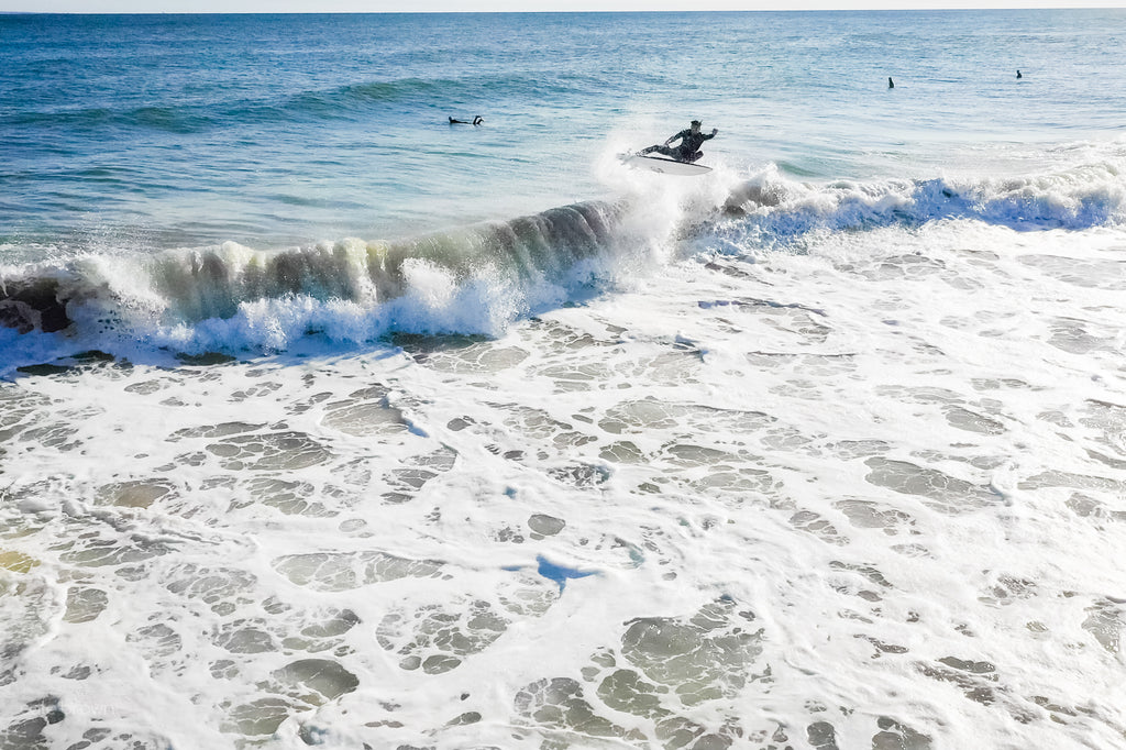 Cate Brown Ocean Surf Photography Outdoor Lifestyle Rhode Island Aerial Drone