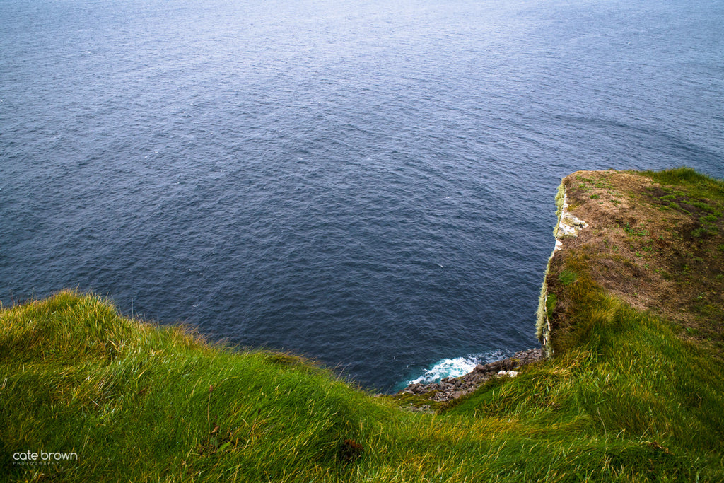 Ireland Cliffs of Moher Landscape Seascape Travel Photography